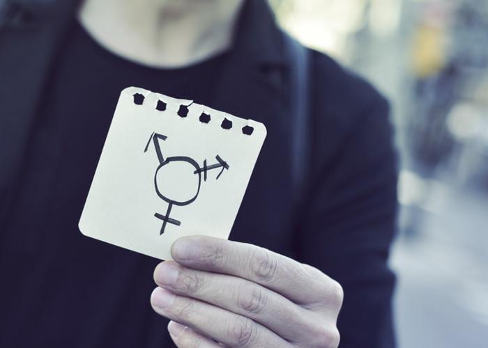 symbol of bisexuals